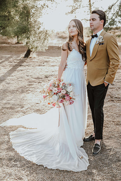 Brautpaar Amerika